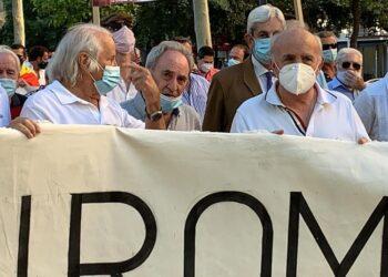 Manuel Benítez 'El Cordobés', presente en la manifestación taurina de Córdoba