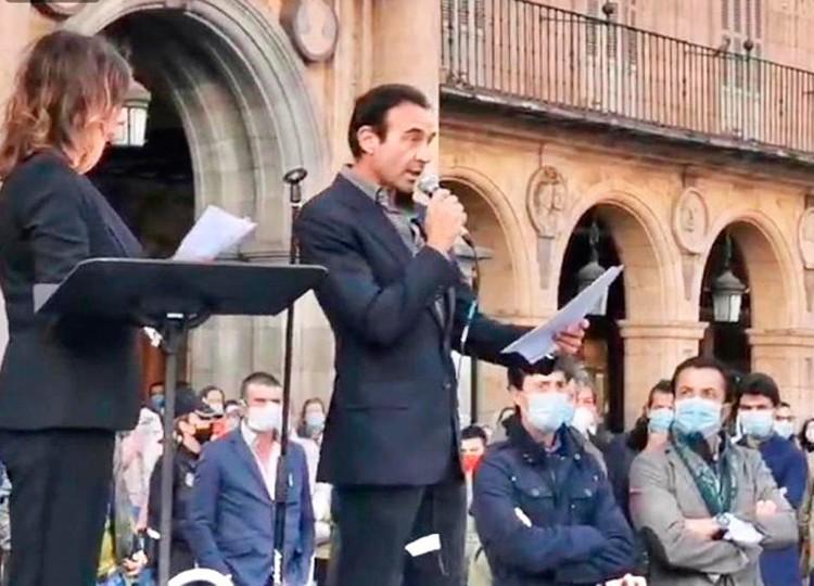 Ponce, en nombre de todos: 'La Cultura, sobre todo, es libertad ...