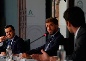 Junta Andalucía, Manuel Escribano, Cayetano, Juanma Moreno