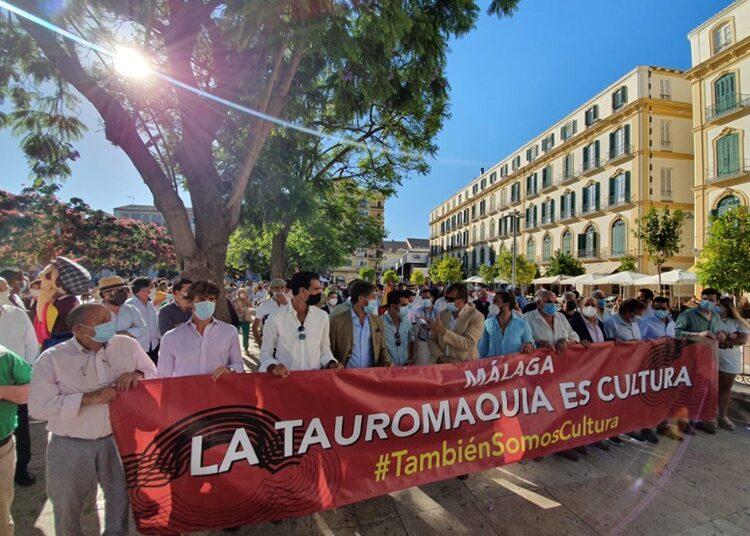 Málaga se echa a la calle