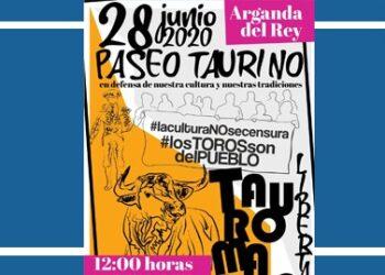 Paseo Taurino, Arganda del Rey, Madrid