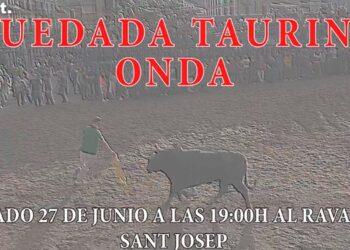 Onda, Castellón, Paseo Taurino, Festejos Populares
