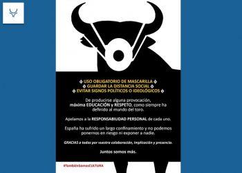 Más de una treintena de ciudades salen a la calle a defender al sector taurino