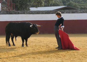 Revive la retransmisión del tentadero de Juan Leal en Juan Pedro Domecq