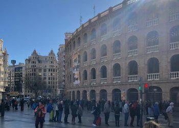 Valencia abrirá la taquillas físicas para la devolución de las entradas de la Feria de Fallas