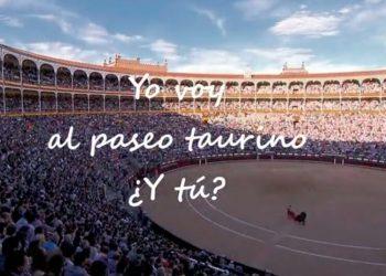 Video Paseos taurinos, calendario, Fundación El Juli