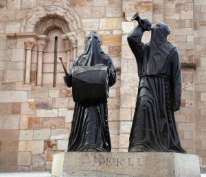 El Merlú, Semana Santa, Zamora, Ana Pedrero