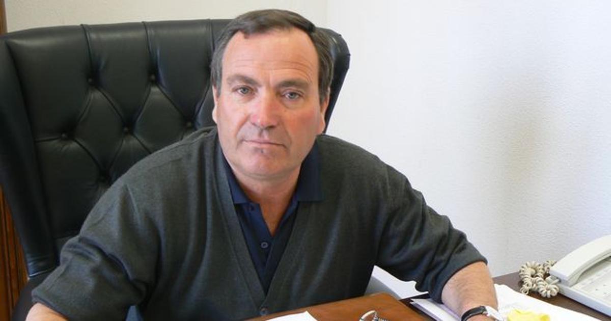 Luis Padrino Alcalde de Almoguera