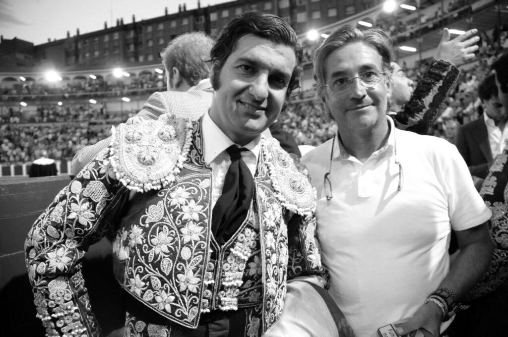 Fallece Joaquín Ramos, coapoderado de Alejandro Talavante