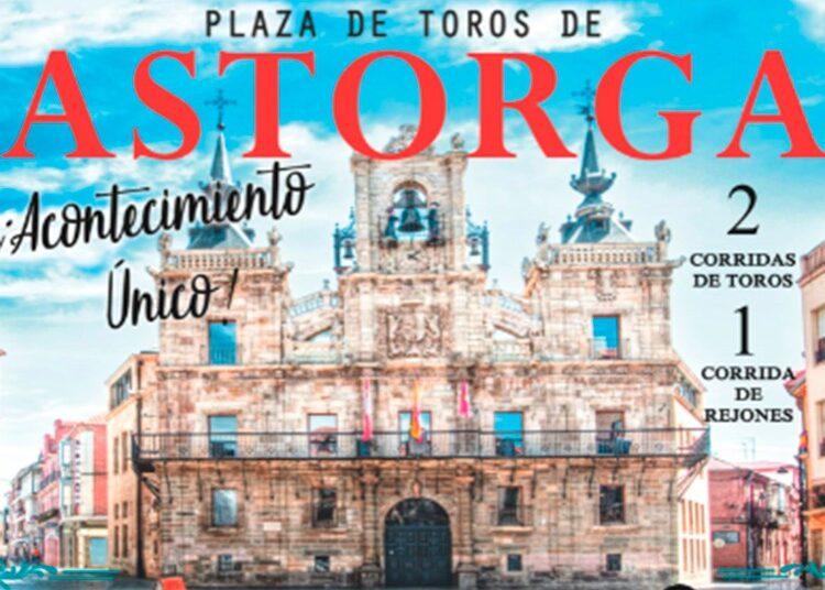 Astorga, León, carteles