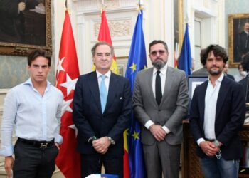 Ilustre Colegio Abogados Madrid, ICAM, Gonzalo Caballero, Miguel Abellán