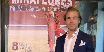 Javier Cortés enseñará a los niños a torear