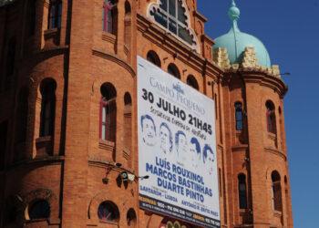 Lisboa, Campo Pequeno, presentación carteles