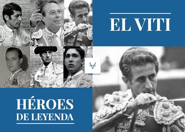 Santiago Martín 'El Viti', Héroes de Leyenda, Madrid, Salamanca, Puerta Grande
