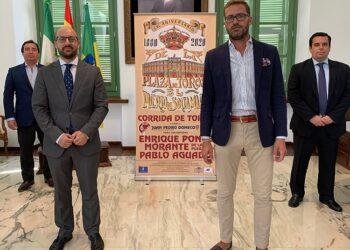 El Puerto, Plaza Real, Garzón, Germán Beardo, 140º Aniversario