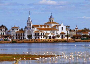 Ermita-de-El-Rocio