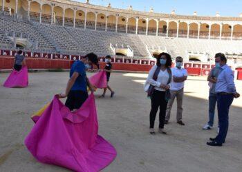 La Escuela Taurina de Albacete reanuda sus clases