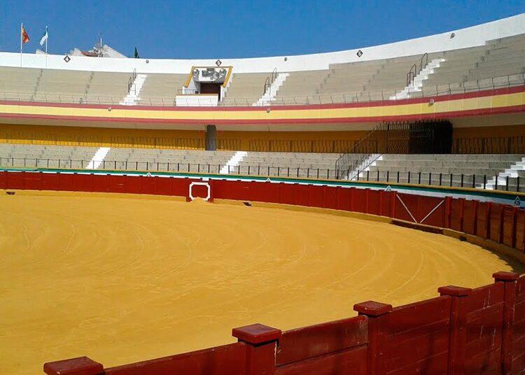 Estepona, plaza de toros, Málaga,