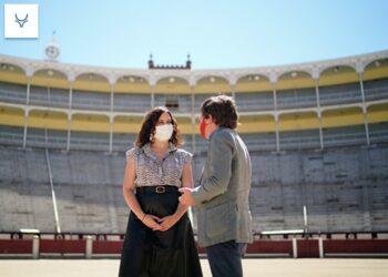 Díaz Ayuso firma un protocolo con el Ayuntamiento de Madrid para proteger la Tauromaquia como patrimonio cultural