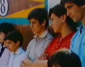 Alumnos de la Escuela de Tauromaquia de Madrid