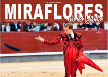 Javier Cortés, Miraflores de la Sierra, cartel