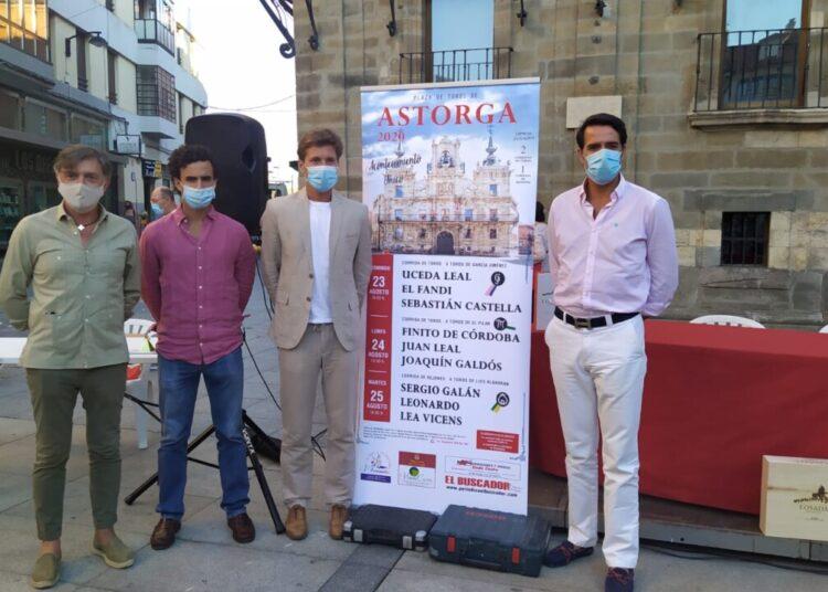 Astorga presentacion