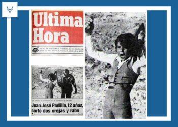 Juan José Padilla: 'Todo empezó hace 35 años'