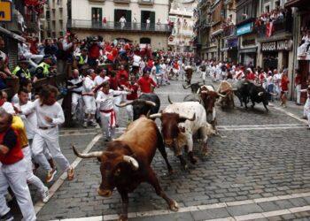 Encierro Pamplona-Principal