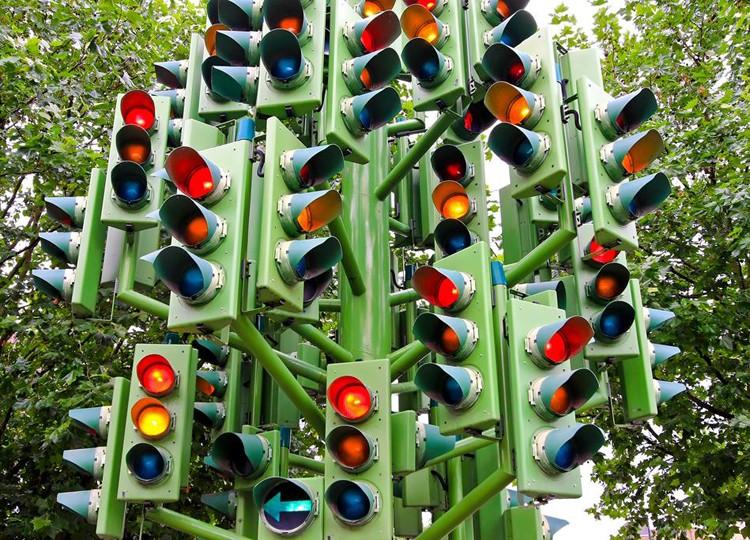El toreo, a compás de un semáforo