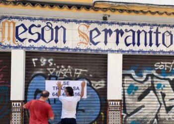 'Puntillazo' del Covid-19 a Mesón El Serranito