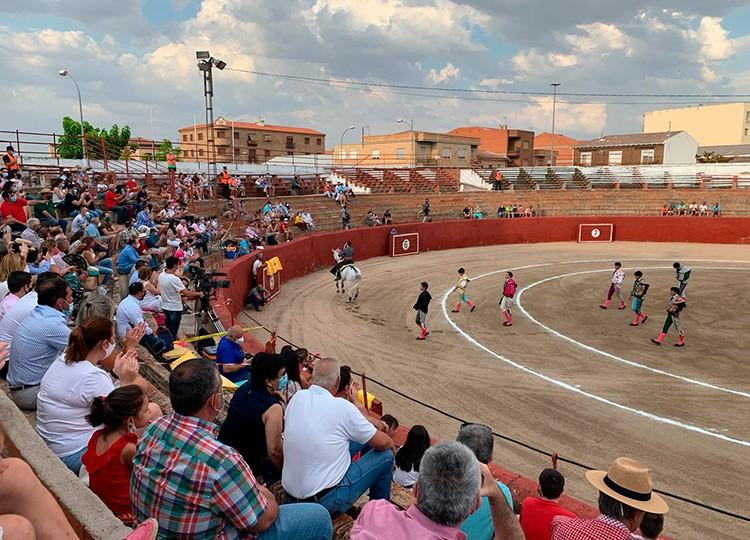Torrijos, Toledo, plaza de toros