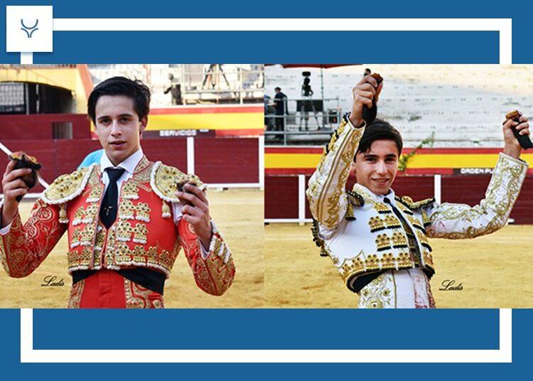 Jesús Llobregat y Marcos Linares triunfadores en Villacarrillo con dos orejas cada uno