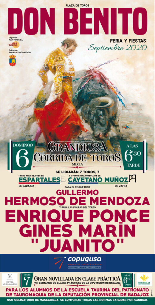 Cartel Don Benito (Badajoz)