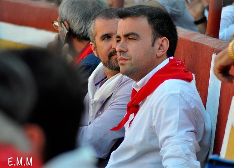 Carlos Fraile, alcalde, Cuéllar
