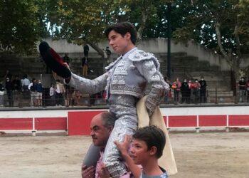 Christian Parejo, Bellegarde, Francia, Trofeo Sebastián Castella