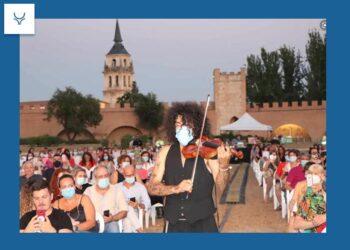 El alcalde de Alcalá de Henares no suspende ningún concierto
