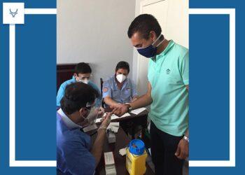 La A.A.E.T.'Pedro Romero' realiza cada semana 'Test de Diagnósticos Rápidos'