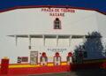Plaza de toros de Nazaré. MARIBEL PÉREZ