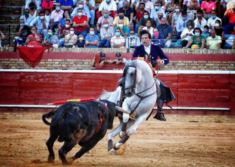 Andrés Romero, en Huelva