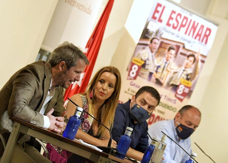 Rafael Ayuso, empresario de la plaza de toros de El Espinar