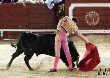Galería de la novillada con caballos en Toledo