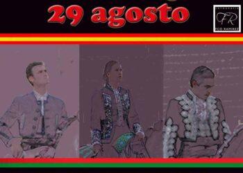 Toros en Jadraque el 29 de agosto