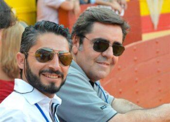Martínez Erice, Jorge Arellano, empresarios