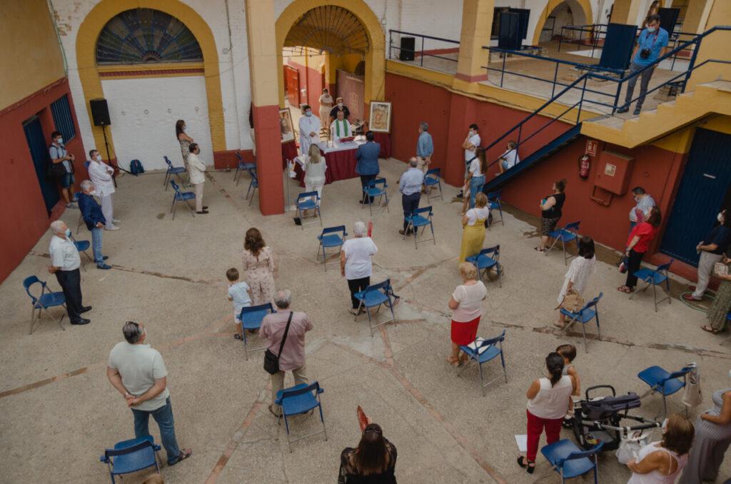 Feria de las Colombinas, Huelva, Miguel Ángel Perera, Enrique Peña, Antonio Peña