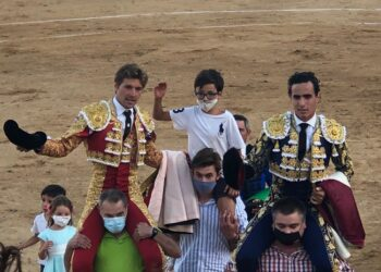 Joaquín Galdós indulta a 'Potrico', nº 64, de El Pilar (Directo: Astorga)