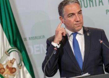 Elías Bendodo, en imagen de archivo l DIARIO DE SEVILLA