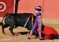 Así fue novillada de Huerta del Rey (Fotos)