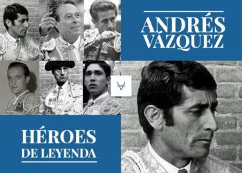 Andrés Vázquez, patio cuadrillas, Madrid