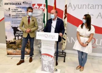 Antequera presenta sus festejos de la Gira de Reconstrucción