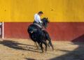Leonardo Hernández, Los Espartales, campo, tentadero